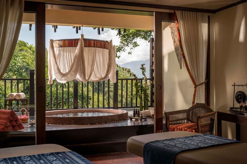 Anantara Golden Triangle Elephant Camp & Resort hotel | Chiang Rai | Smith  Hotels